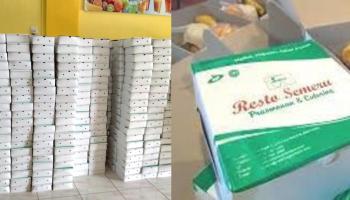 Nasi Box Kotak Semeru