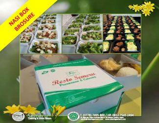Cover Nasi Kotak