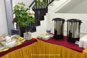 Coffee Break Catering Semeru Batam