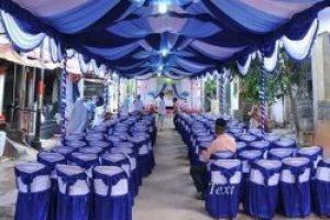 Guest tent Invitation